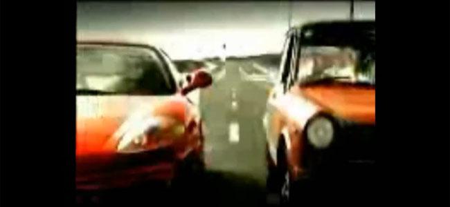 Autobianki vs Ferrari