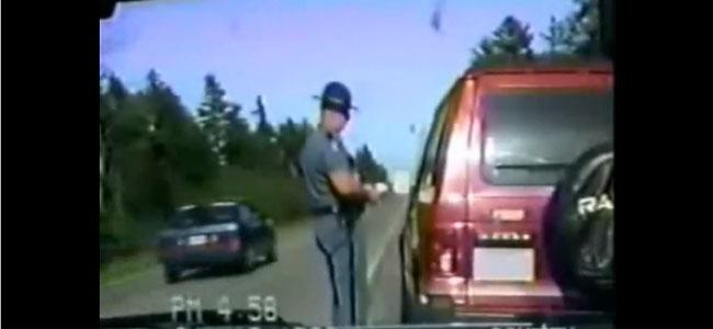 Εξοργισμένος οδηγός!!!