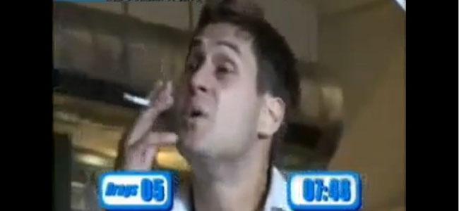 Νόμος για την απαγόρευση καπνίσματος? Ένα τσιγάρο στα γρήγορα!!!