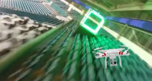 Αγώνες ταχύτητας με drone! Απίστευτο!